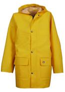 uy Cotten Derby Jacket - Junior -Yellow