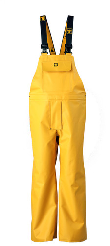 Guy Cotten Bib &  Braces with Fly - Nylpeche Yellow