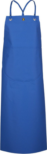 Guy Cotten Etal Apron - blue