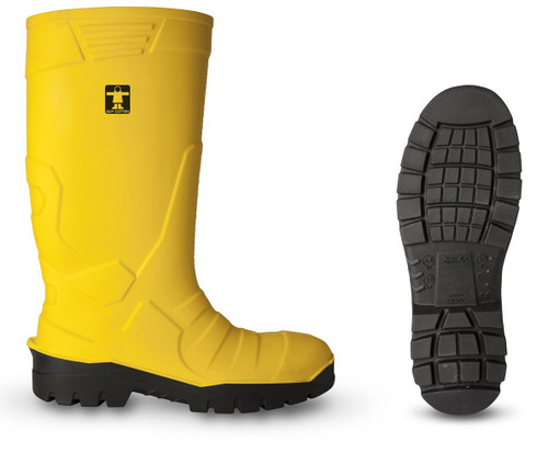 Guy Cotten GC Safety Boots - Yellow