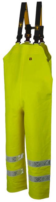 Guy Cotten Hitflash Bib & Braces - Hi Vis Orange & Yellow