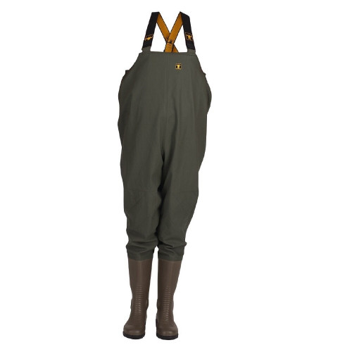 Guy Cotten Cotbot Chest Waders - Green