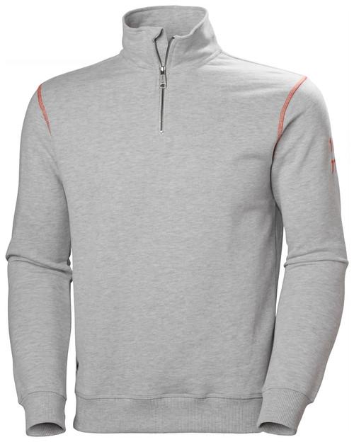 Helly Hansen HZ Oxford Sweater - Grey