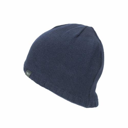 Sealskinz Waterproof Cold Weather Beanie - Navy Blue