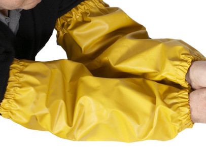 Guy Cotten Nylpeche Sleeves - Yellow