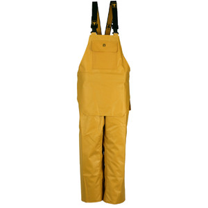 Guy Cotten heavy duty bib and braces with apron flap