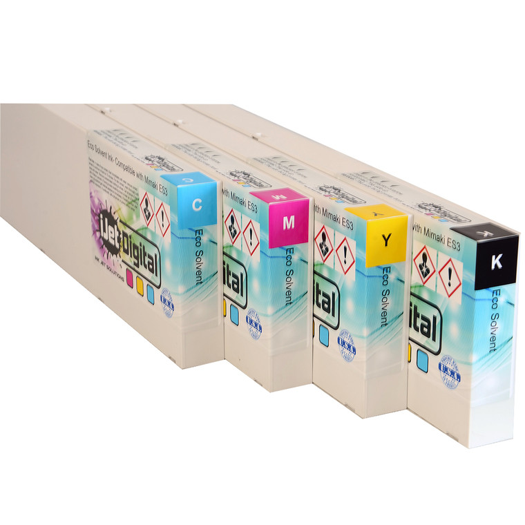 Eco Solvent Ink Compatible with Mimaki ES3 Chips