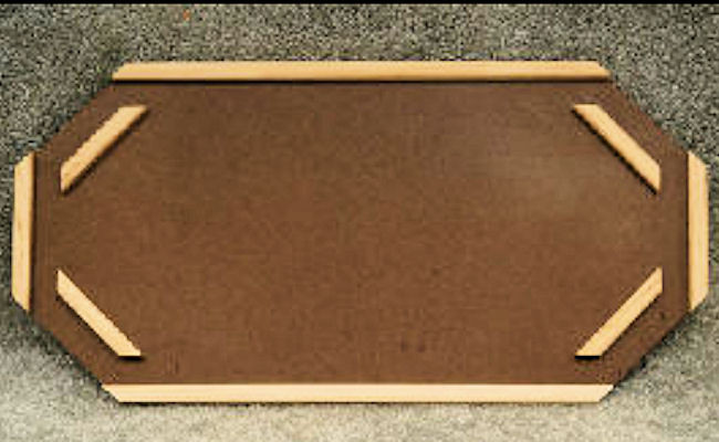 Wood -  Masonite Tray (16162001)