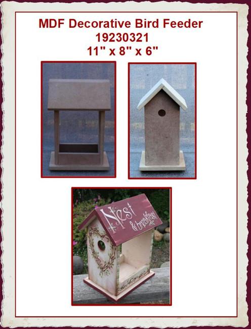Wood - Birdfeeder (Decorative) 19230321