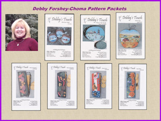 Debby Forshey-Choma Pattern Packets
