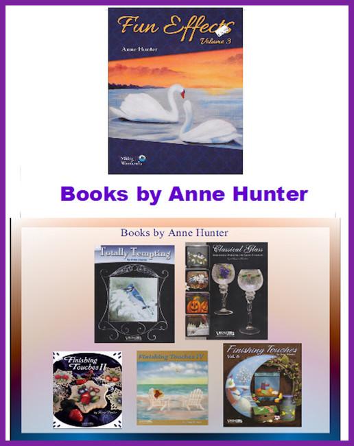 Books - Anne Hunter (280231XXX)
