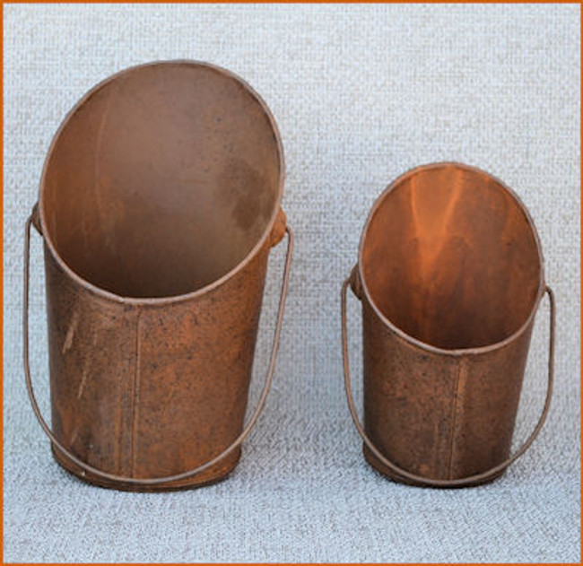 Metal - Rusty Container - 2 Sizes (2020112, 2020119)