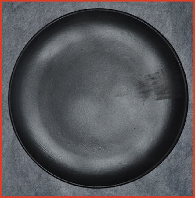 "Plate - Hi Density Resin Round 15.5"" Plate (HDR12345)"