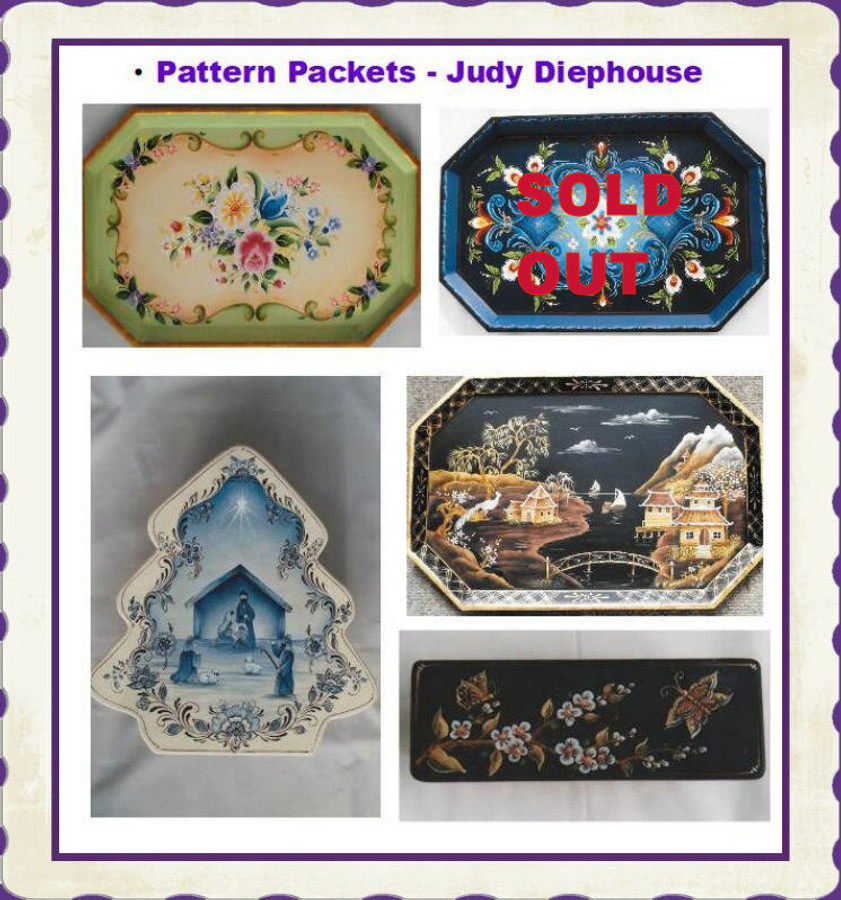 E-Packets  - Judy Diephouse List Price $10.00 on Sale at $7.00