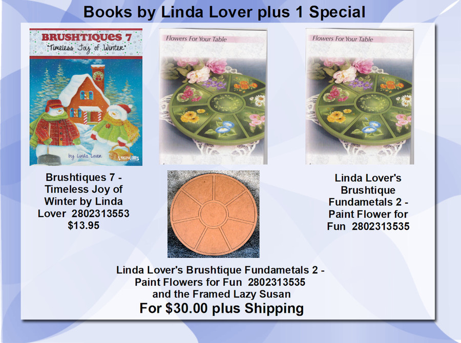 Books - Linda Lover (2802313519, 2802313535, 2802313553) List Price $13.95