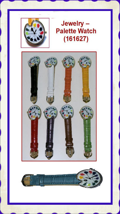 Jewelry - Watch, Palette - New Colors (161627) Special Price $18.00