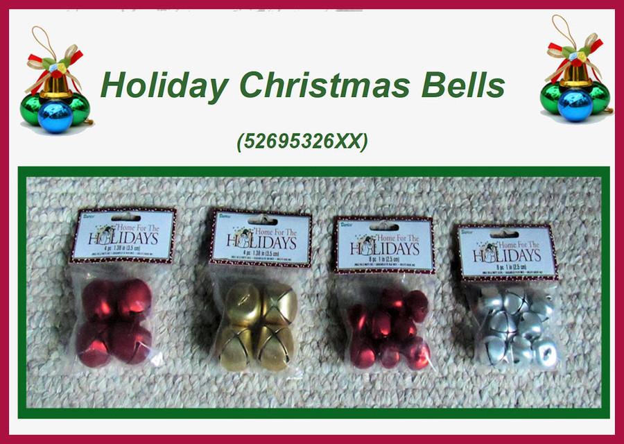 DA - Holiday Jingle Bell Packets (52695326XX)