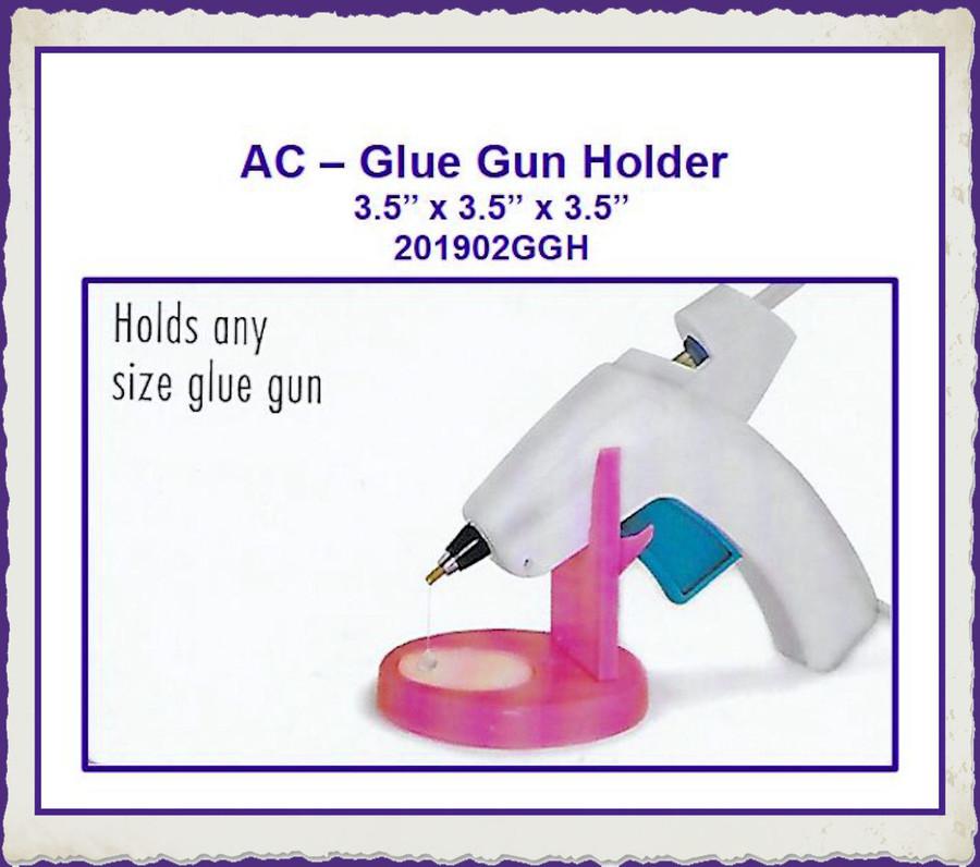 "AC - Glue Gun Holder 3.5' x 3.5' x 3.5""  (201902GGH) List Price $3.00"