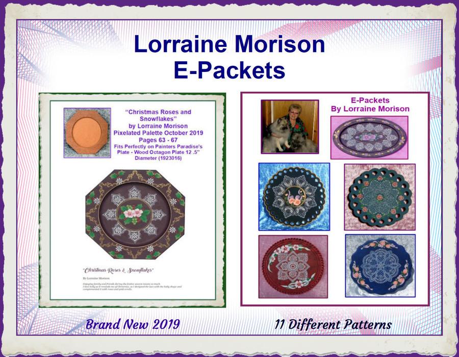E-Packets by Lorraine Morison (EPLM XXX) List Price $8.25