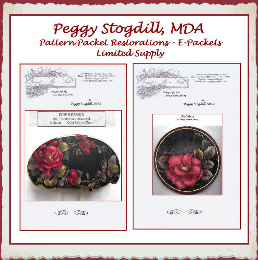 E-Packet - Peggy Stogdill Restoration (PS20191230-X) List Price $ 15.00