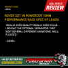 Rover V8 Powercor in 10mm Performance Double Silicone Race Spec HT Leads