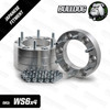 Set of 4 Bulldog 30mm Wheel Spacers To Fit 6 Stud Toyota, Mitsubishi, Isuzu, Ford, Vauxhall 4x4 Vehicles