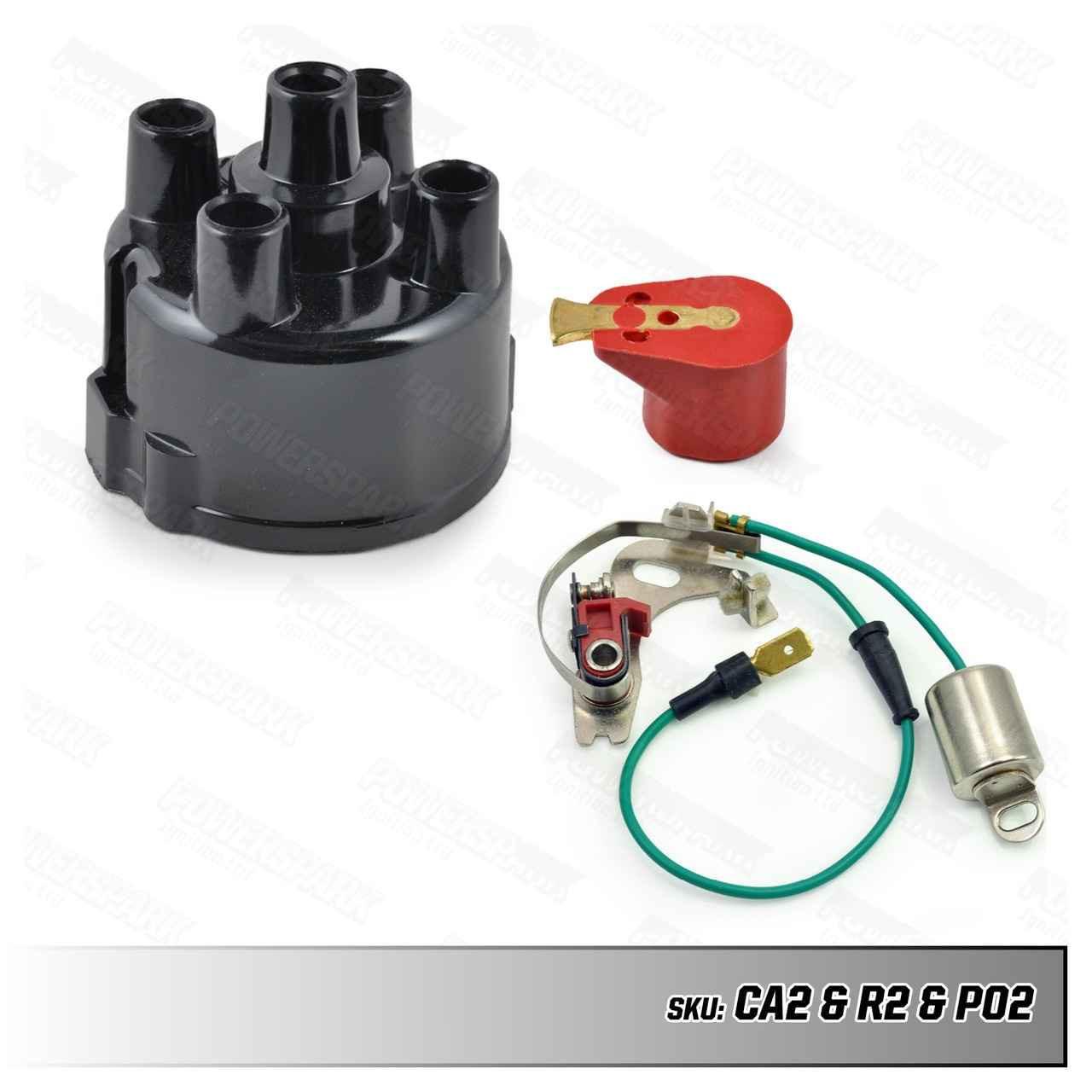 Lucas Lucas 45D Distributor Service Kit