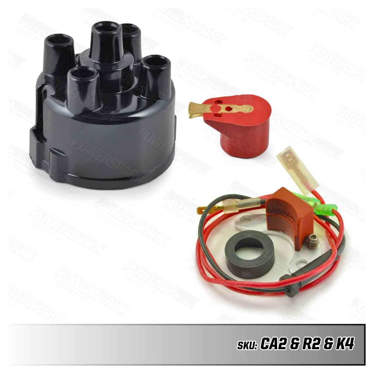 Lucas Lucas 45D Electronic Ignition Distributor Upgrade Kit