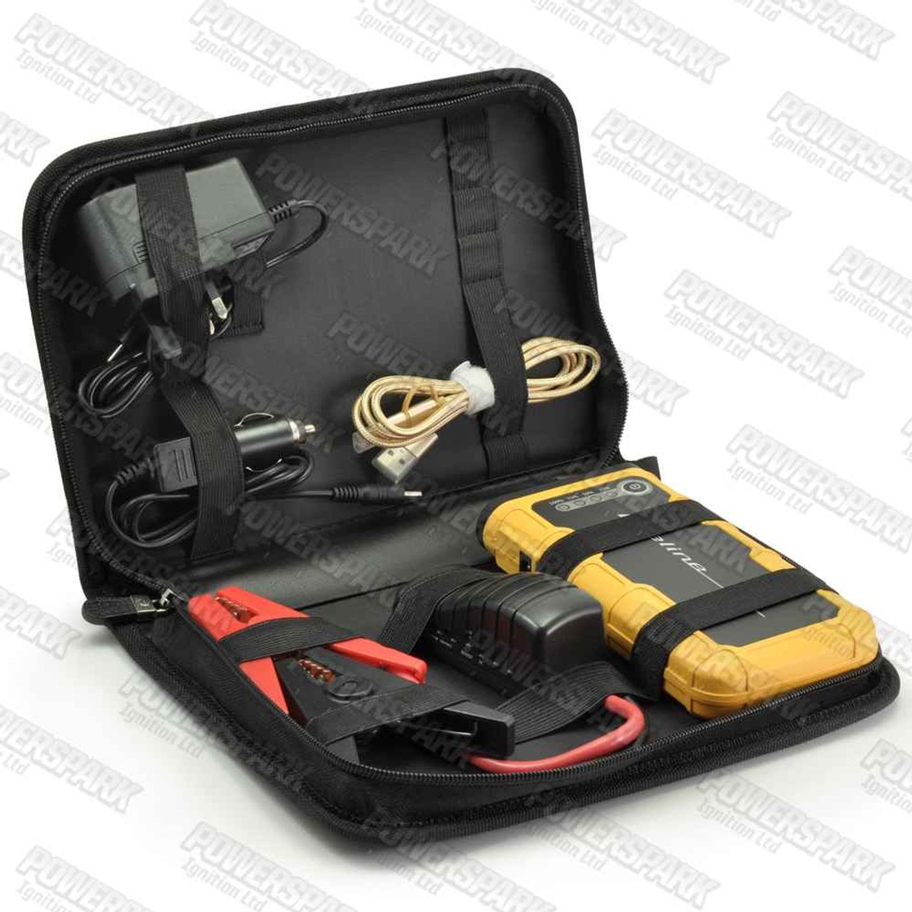 Lifeline Lifeline Ampstore Classic Car Jump Starter and Emergency Power Pack
