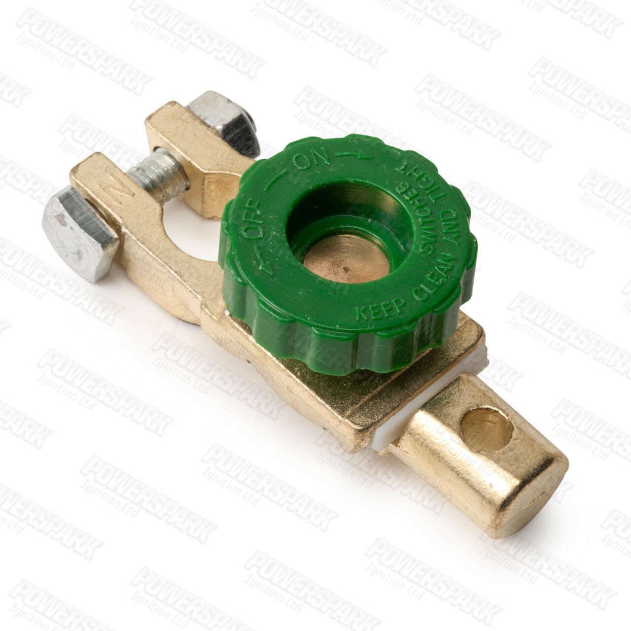 Battery Isolator On/Off Disconnect Anti Theft Switch for Classic Cars