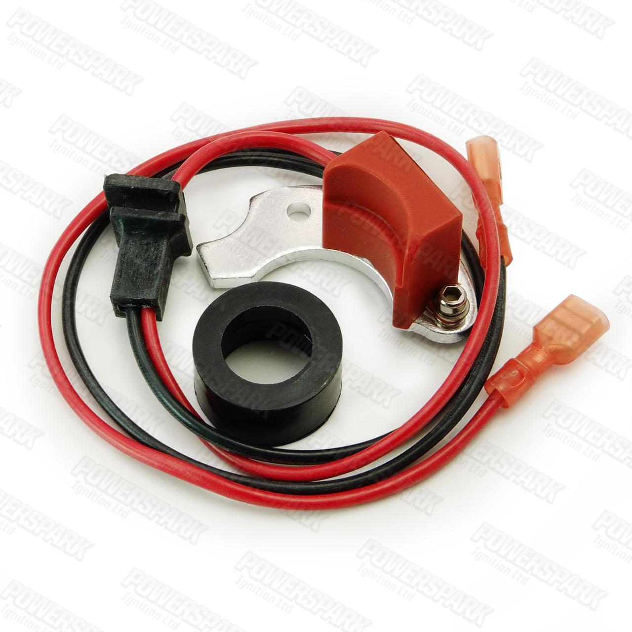 Powerspark Powerspark Electronic Ignition Kit for Lucas 45D, 43D, 59D Distributor 24 Volt K4_24v and R2