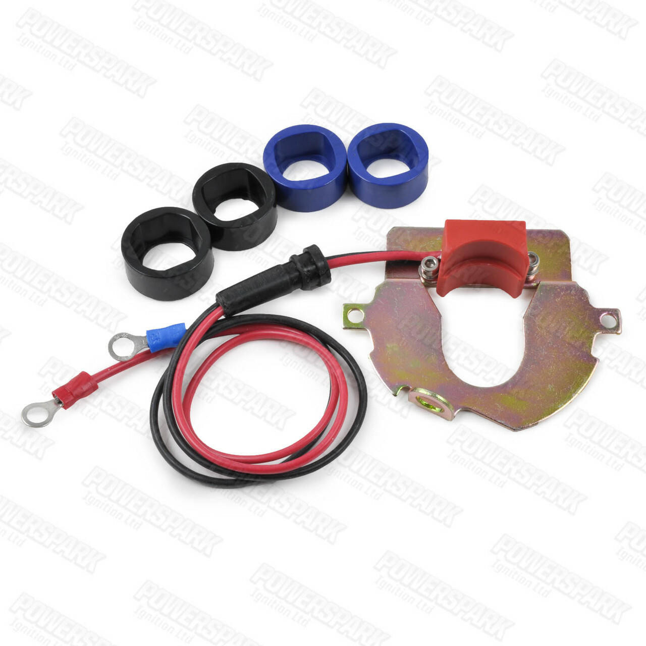 Powerspark Powerspark Electronic Ignition Kit for Lucas DKY4A and DKY4HA Distributor K31