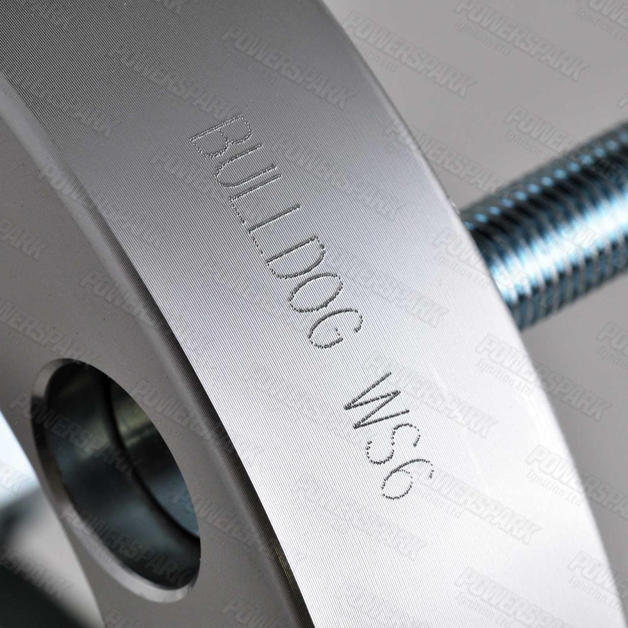 4 Bulldog 30mm Wheel Spacers To Fit 6 Stud Toyota, Mitsubishi, Isuzu, Ford, Vauxhall 4x4 Vehicles