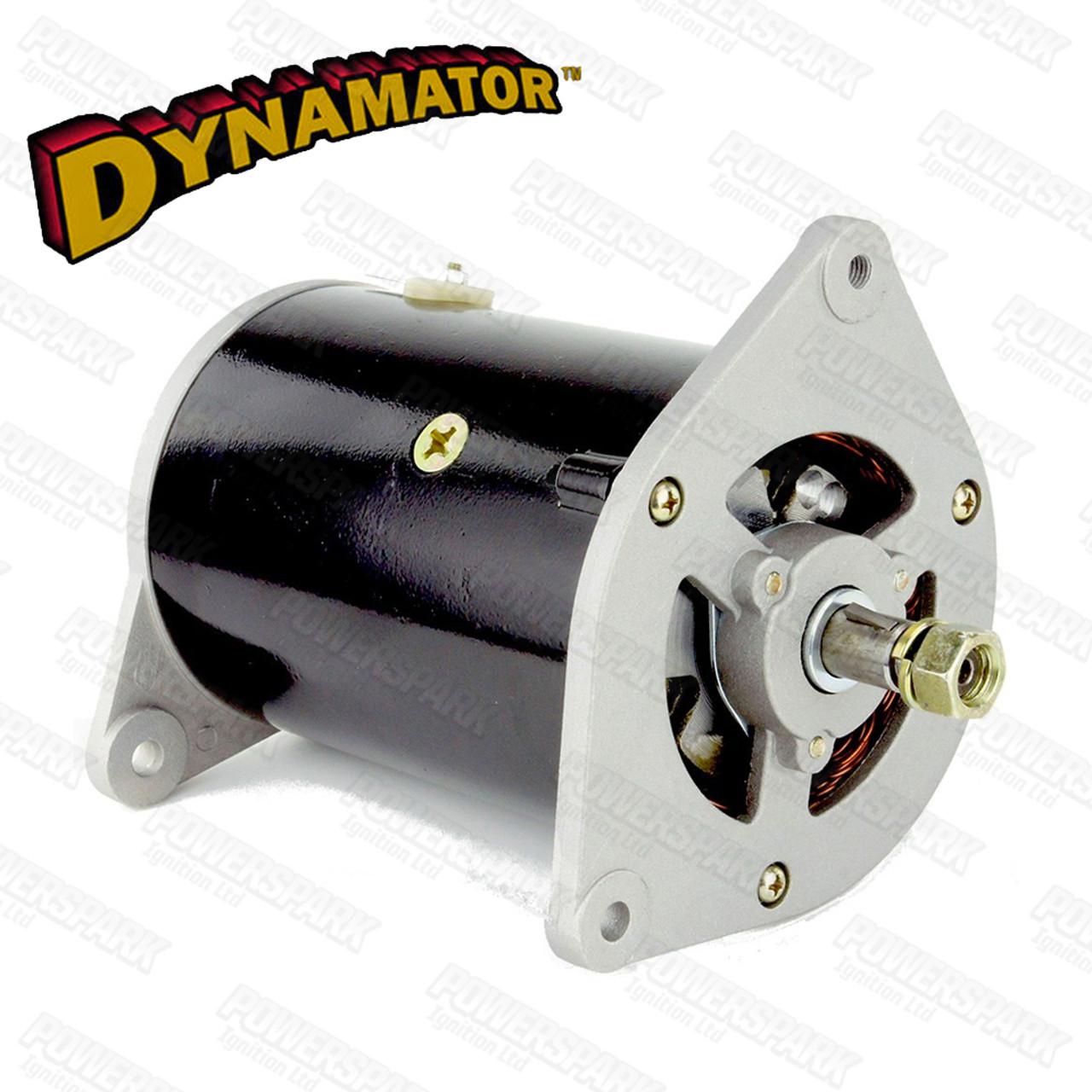 Stealth Dynamator - Dynamo to Alternator Conversion replaces Lucas C39 & C40 Dynamo - Pos Earth
