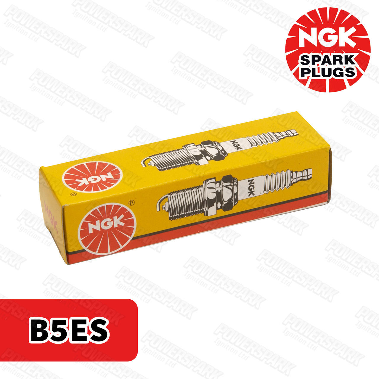 NGK Spark Plugs NGK B5ES Spark Plug for Classic and Modern Cars