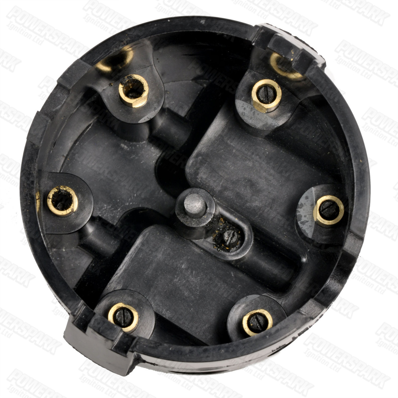 Lucas 22D6 & 25D6 Distributor Cap Side Entry DDB116 (Genuine Lucas) (DDB116)