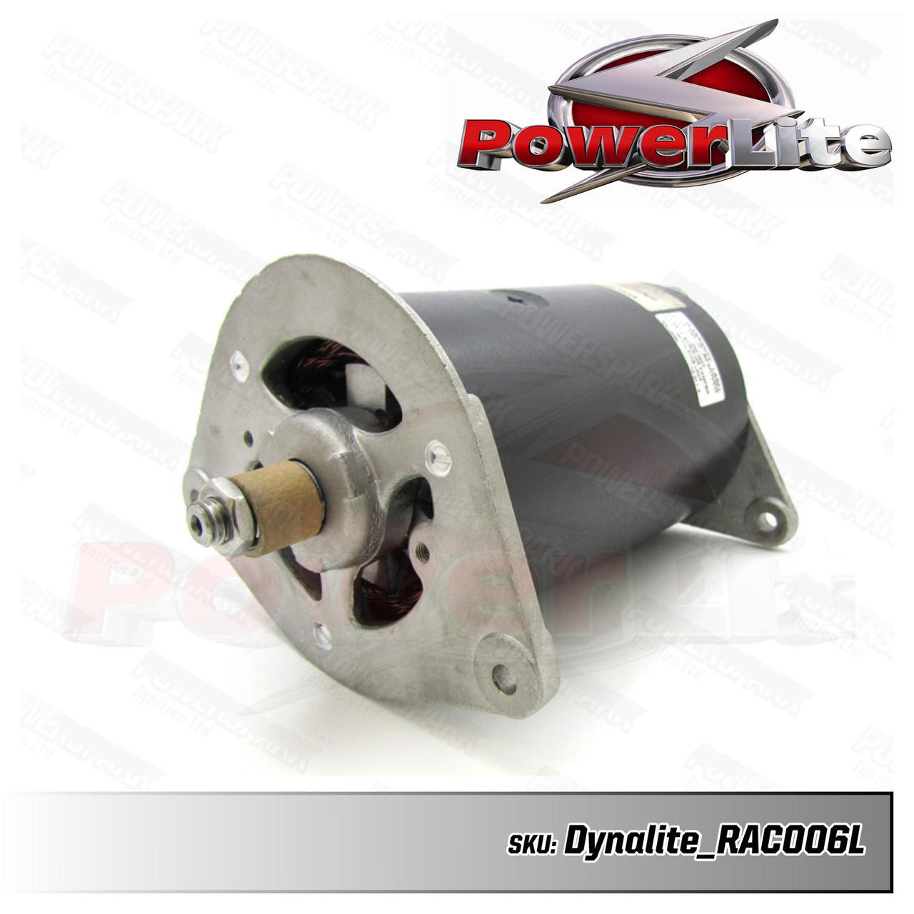 Dynalite Dynalite Dynamo to Alternator Conversion replaces Lucas C40 Long Dynamo - Neg Earth