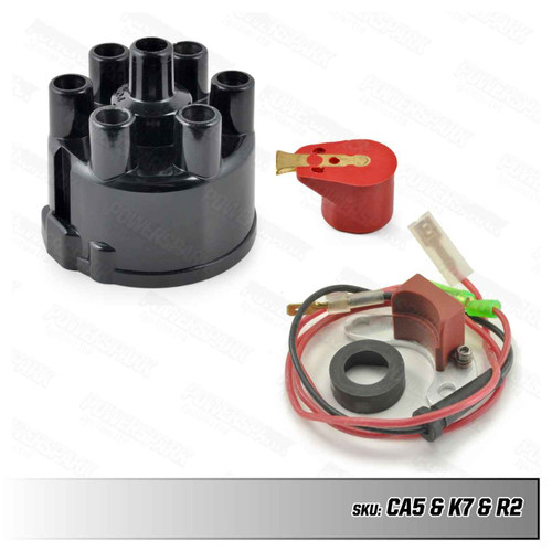Lucas Lucas 45D6 Electronic Ignition Distributor Upgrade Kit