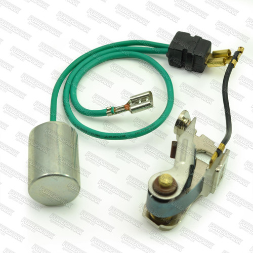 Bosch Distributor Right Hand Points and Condenser