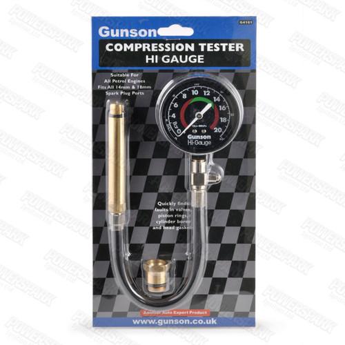 Gunson Gunson Hi-Gauge Compression Tester G4101
