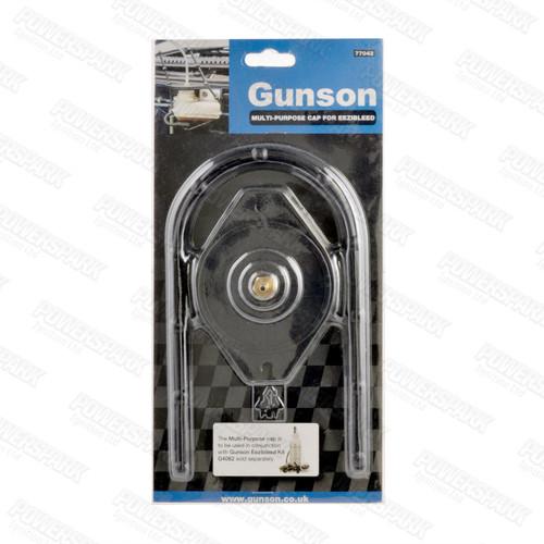 Gunson Gunson Eezibleed Multi-Purpose Universal Cap G77042