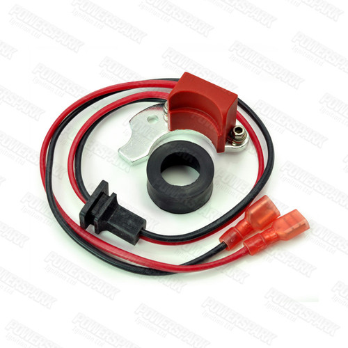 Powerspark Powerspark Electronic Ignition Kit for Bosch 4 Cyl Right Hand 1 Piece Points Distributor K6
