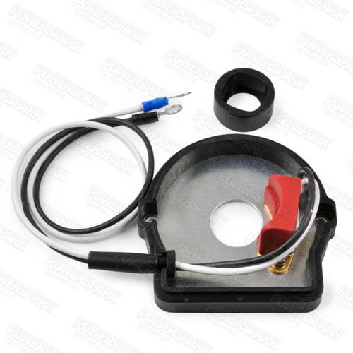 Powerspark Powerspark Electronic Ignition Kit for Lucas DK4A Distributor Positive Earth KDA1PP