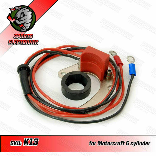 Powerspark Powerspark Electronic Ignition Kit for Motorcraft 6Cyl
