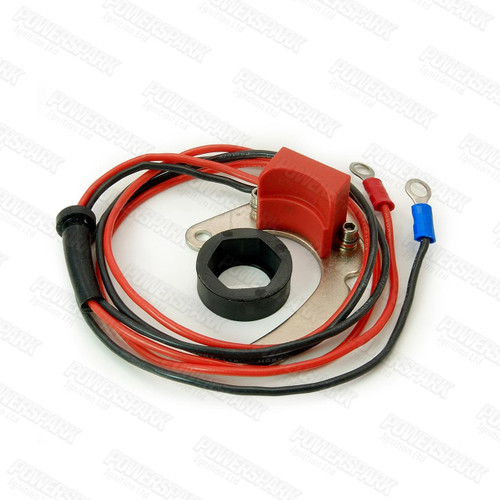 Powerspark Powerspark Electronic Ignition Kit for Motorcraft 6 Cyl Distributor High Energy K13H