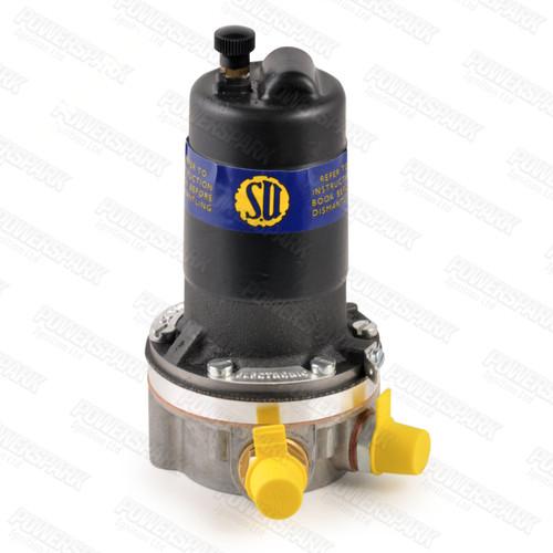 Genuine SU AUA25 Electronic Fuel Pump Negative Earth 12 volt 1.5 psi