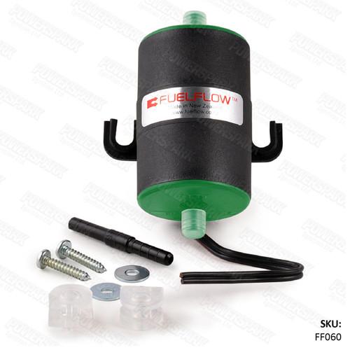 Fuel Flow FuelFlow 060 Fuel Pump 6 Volt 1-4psi