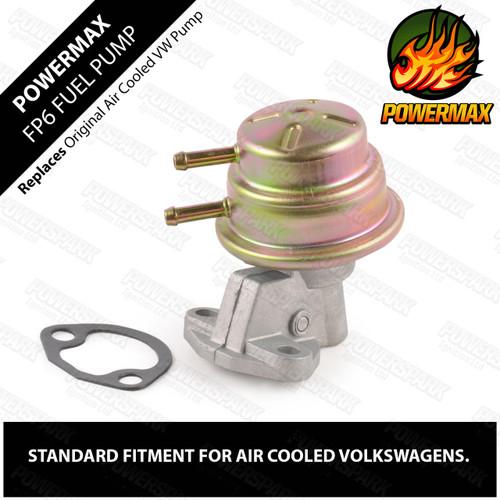 Powermax Powermax FP6 Low Pressure Fuel Pump for Air Cooled Volkswagens