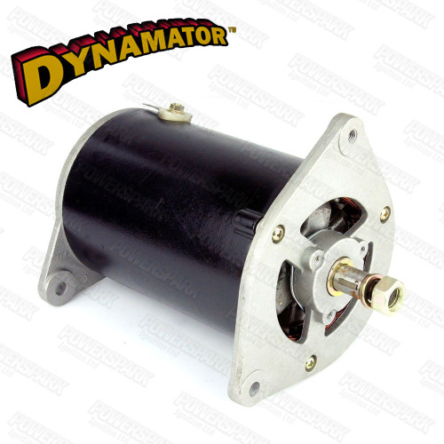 Stealth Dynamator - Dynamo to Alternator Conversion replaces Lucas C40 Long Dynamo - Neg Earth
