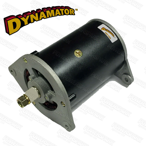 Stealth Dynamator - Dynamo to Alternator Conversion replaces Lucas C42 Dynamo - Neg Earth